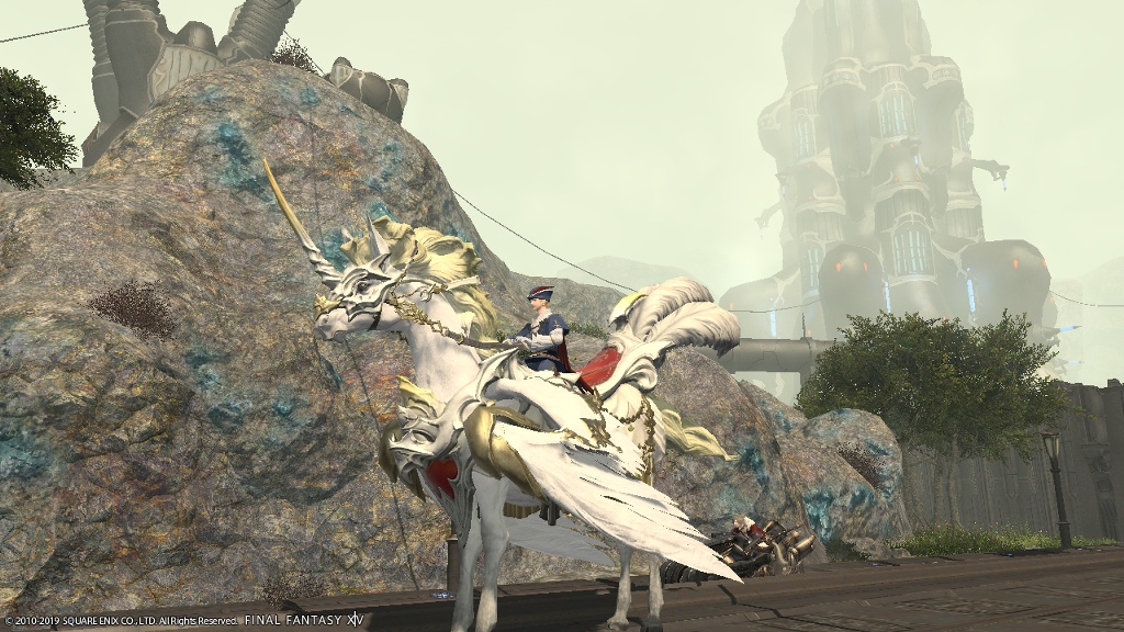 Hydeus Cantatherust Blog Entry `How to finish Blue Mage as