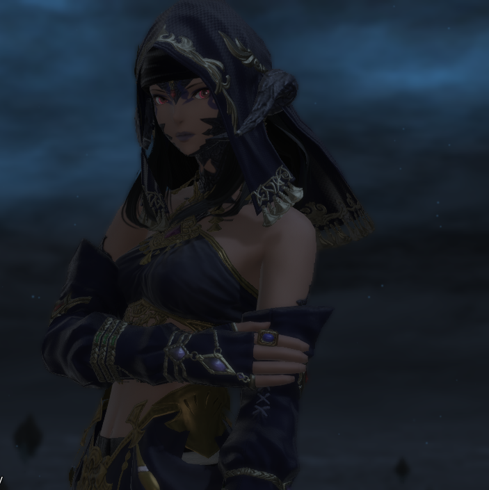 Sylfaein Stormbreaker Blog Entry `Glam: The Other, Other End-Game