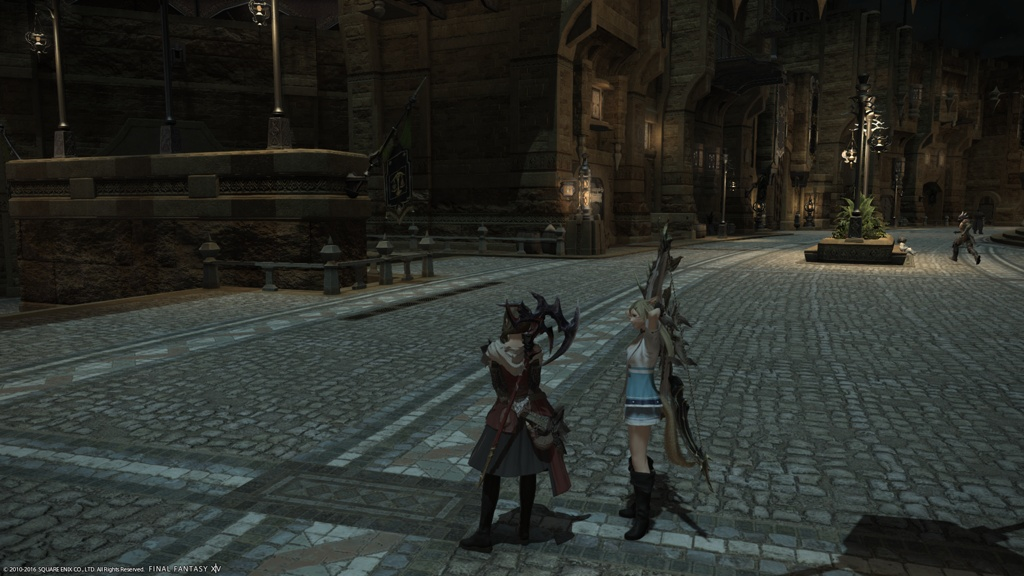 Noda Megumi Blog Entry `Glowing Weapons while sheathed` | FINAL