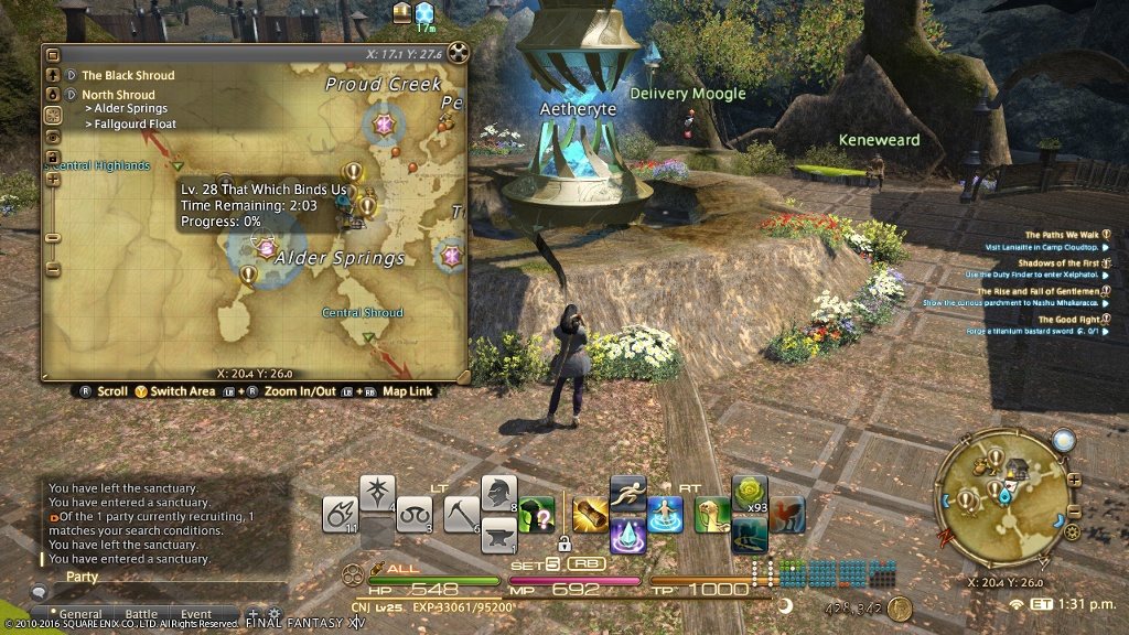 FINAL FANTASY XIV, The Lodestone - Frost's Forum: `FATE