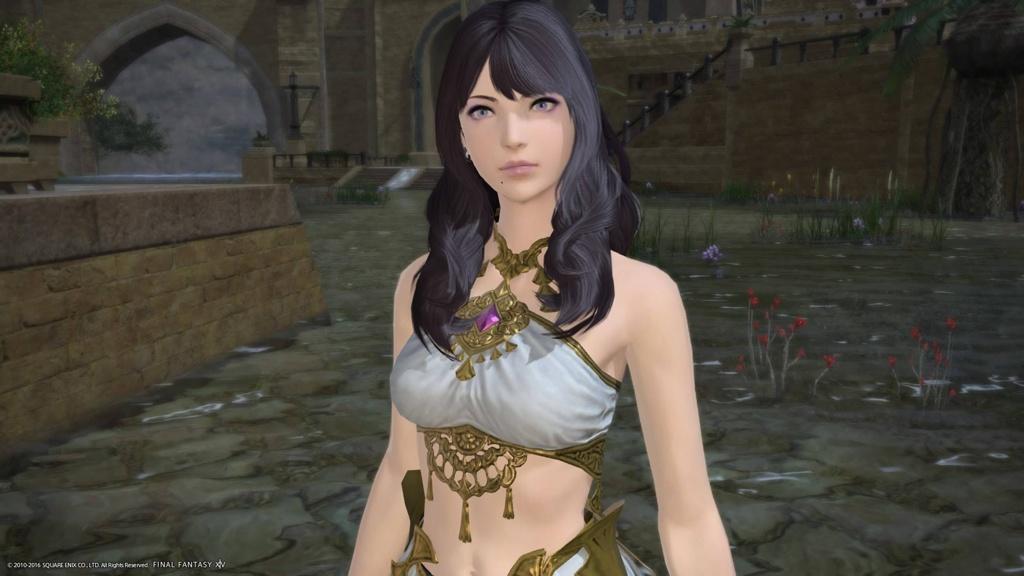 Final fantasy xiv hyur female - photo#41