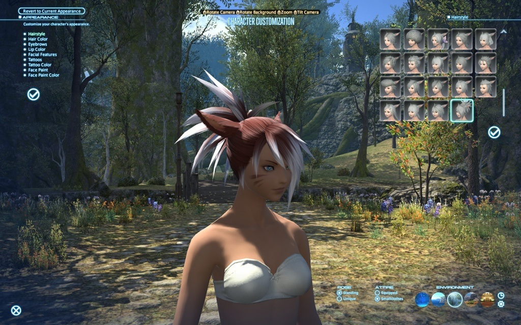 Ffxiv Hairstyles List The Newest Hairstyles