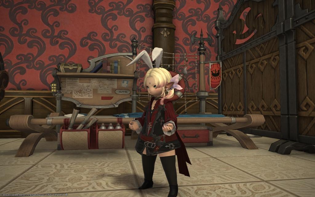 foto de Eorzea Database: Coat of the Red Thief FINAL FANTASY XIV