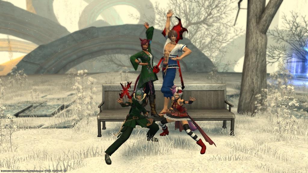 Ashley Niddiafol Blog Entry Floor 200 Cleared Final Fantasy Xiv The Lodestone