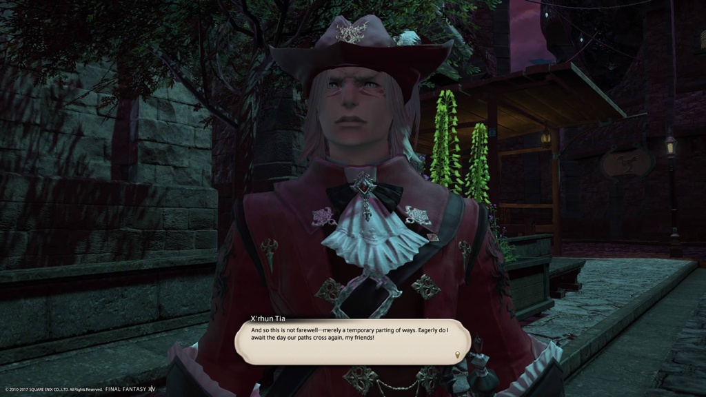 "Amelia Kresnik Blogeintrag ""My overall thoughts about Red Mage"