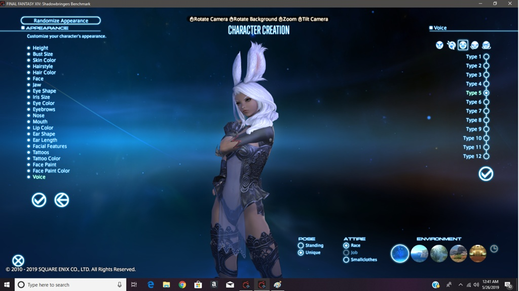 Liann Syrenead Blog Entry `My viera for ShadowBringers :D` | FINAL