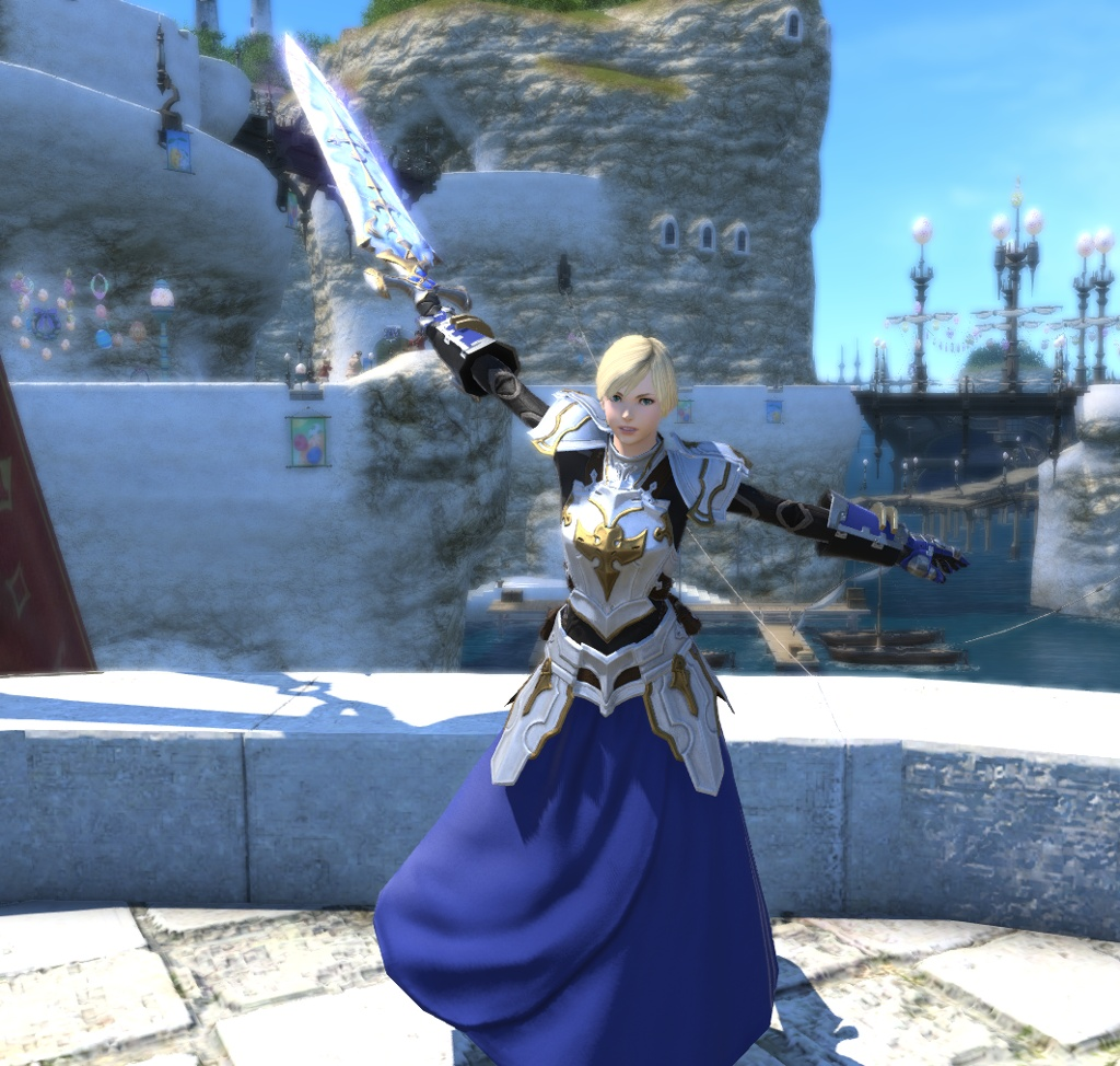 Hayley Bundere Blog Entry `Saber from Fate Stay Night