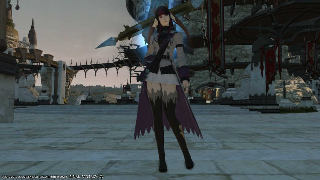 Eorzea Database Plague Doctors Coat Final Fantasy Xiv The Lodestone