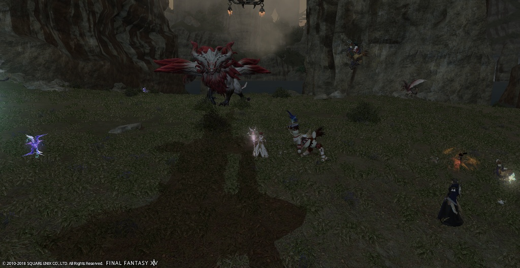 Hydeus Cantatherust Blog Entry `Some intro for the Hunt` | FINAL