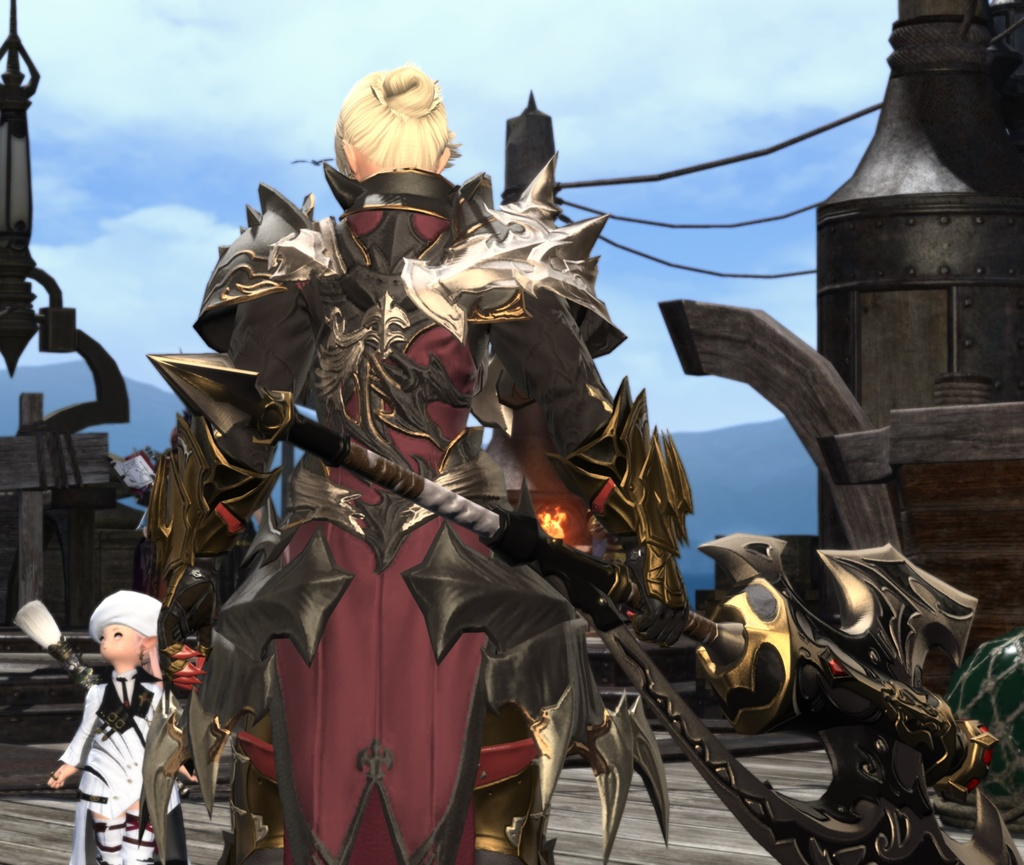 Ff14 summoner gear