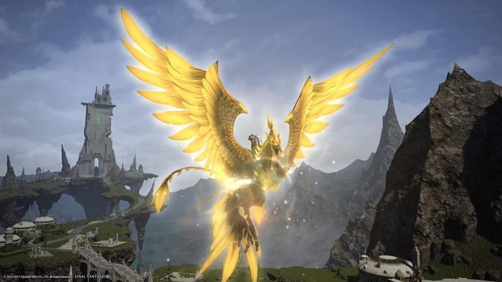 Eorzea Database Firebird Whistle Final Fantasy Xiv The