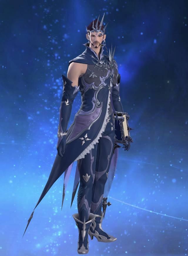 Eorzea Database Augmented Hailstorm Coat Of Casting Final Fantasy