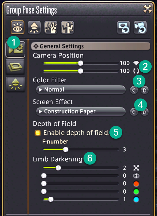 Kali Kaine Blog Entry `r/FFXIVGlamours guide to good screenshots