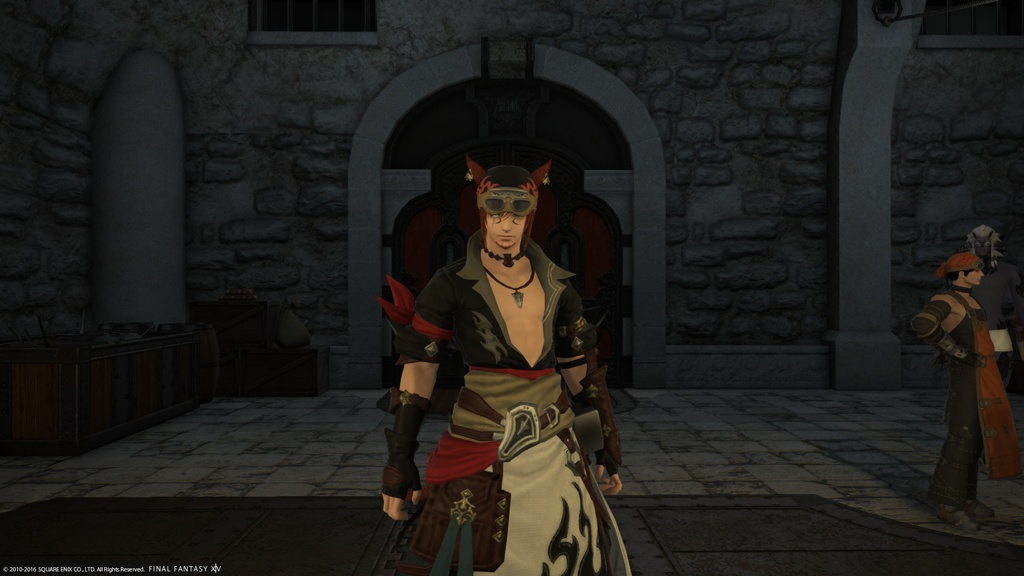 Archaell Wingard Blog Entry `Final destination - crafting end game