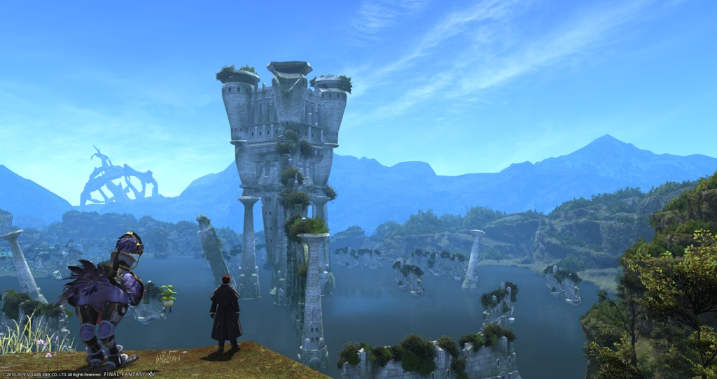 Diggy Rever Blog Entry Mes Screen 1 Final Fantasy Xiv The Lodestone