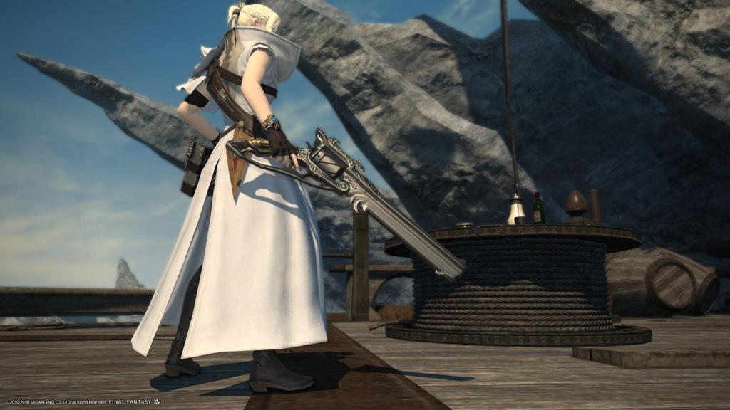 eorzea database revolver of the wanderer final fantasy xiv the