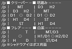 エデン 零 式 2 層 マクロ 【FF14】エデン零式覚醒編2層の攻略方法とマクロ|ゲームエイト