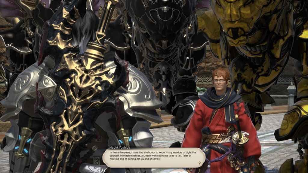 Lucas Angelini Blog Entry `Happy 5th Anniversary FFXIV!` | FINAL