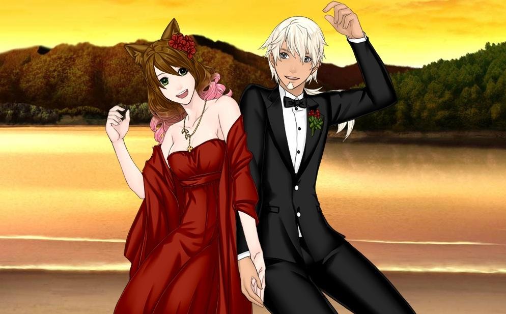 Couple Creator Anime
