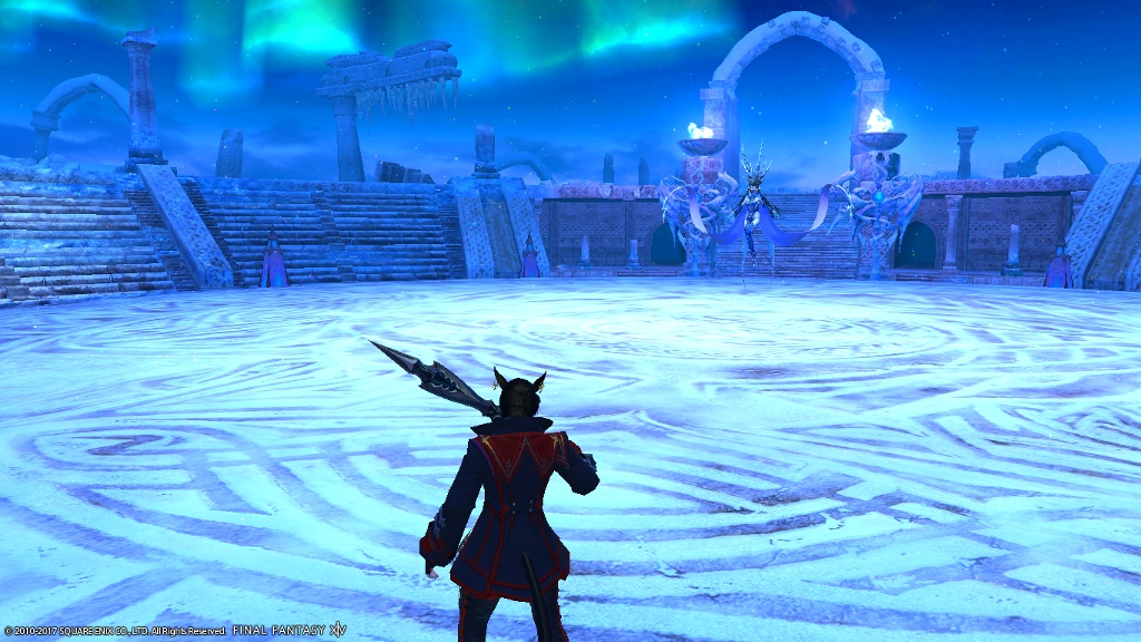 Aves Cielbanir Blog Entry `Fire and Ice` | FINAL FANTASY XIV