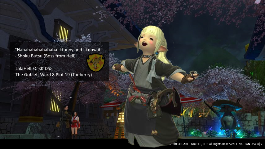 Final Fantasy Xiv Lodestone Forum Von Lalahell Thema Lalahell