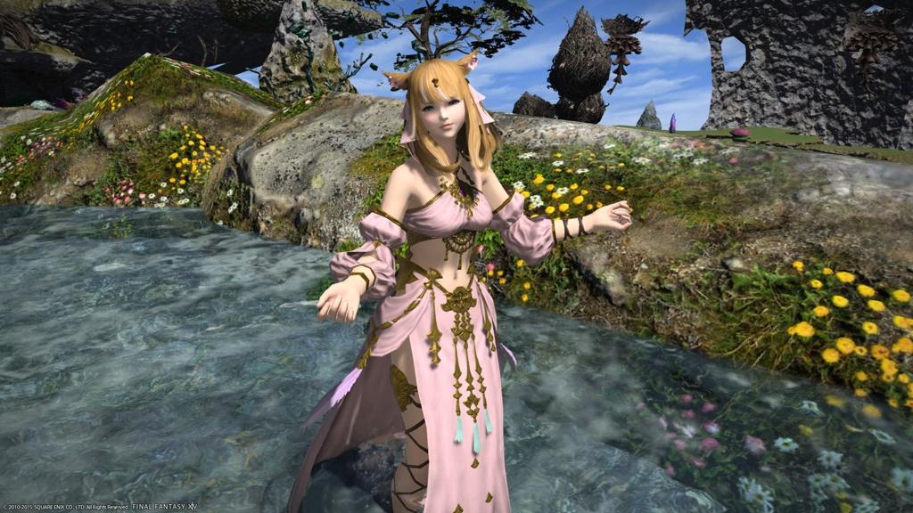 Eorzea Database Thavnairian Armlets Final Fantasy Xiv