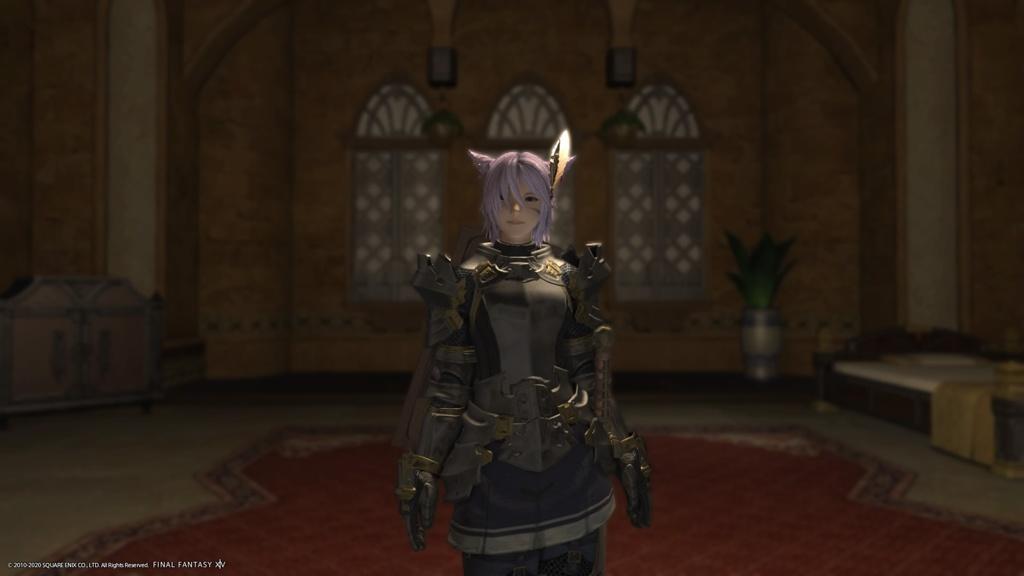 Lyhra Mynarho Blog Entry Got A Cool Armor Final Fantasy Xiv The Lodestone