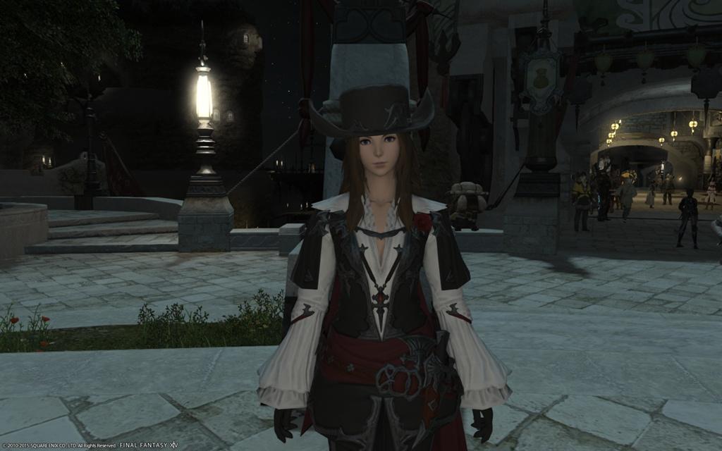 foto de Eorzea Database: Coat of the Lost Thief FINAL FANTASY