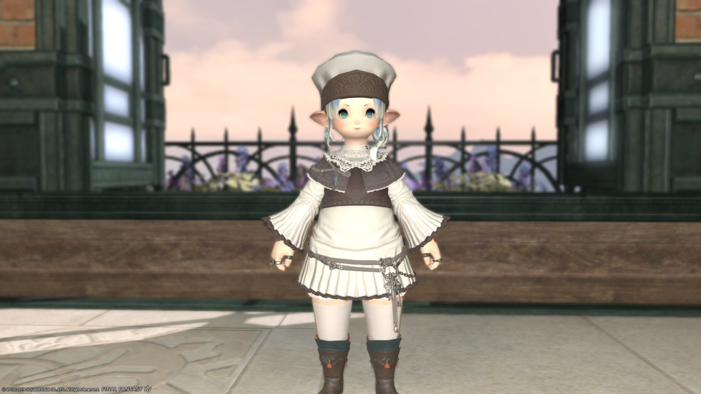 Eorzea Database: Voeburtite Tunic of Healing | FINAL FANTASY