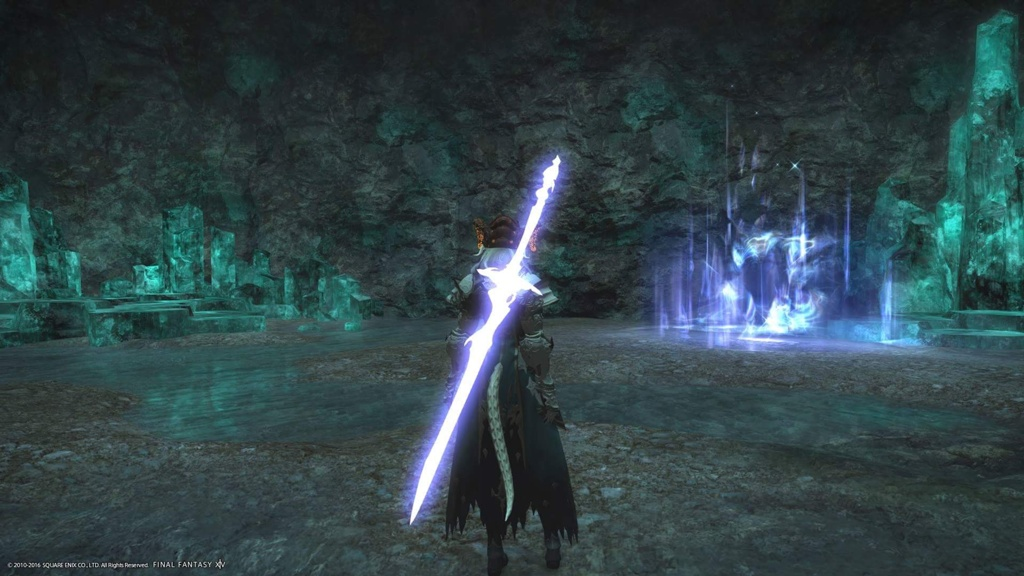 Eorzea Database Padjali Greatsword Final Fantasy Xiv
