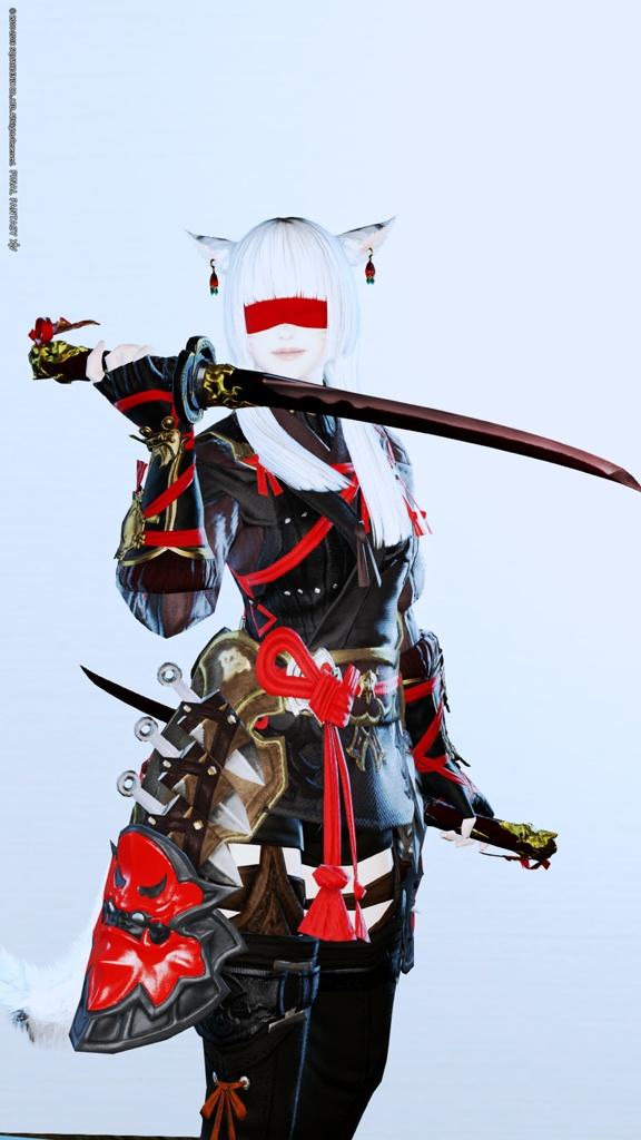 Yukime Meiou Blog Entry `Ninja glam set` | FINAL FANTASY XIV