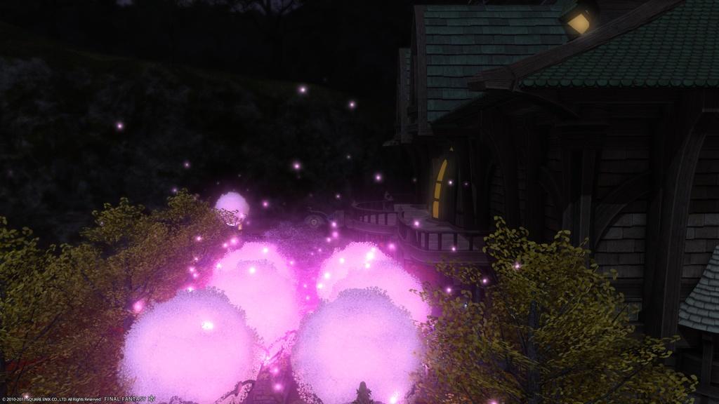 Sigma Alpheratz Blog Entry `A look at Teatime's garden