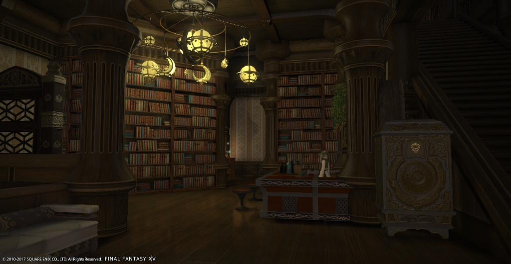 I Incorporated Some More Neutral Tones In This Area Especially The Choice Of Wallpaper After Seeing Bookshelf Covered Walls My Hubbys House