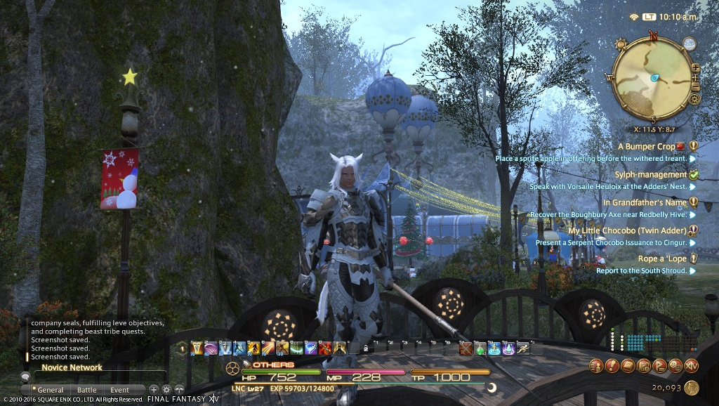 Rand Vardenfell Blog Entry `My First Month   ` | FINAL