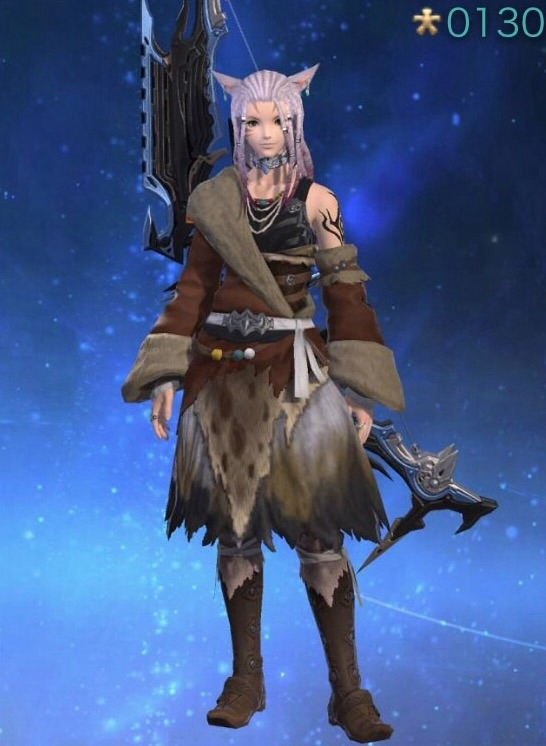 Eorzea Database: Woad Skyhunter's Fur | FINAL FANTASY XIV