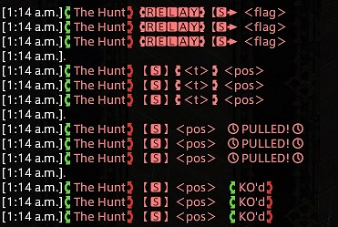 Tsuki Yumi Blog Entry `Update: Hunt Macros & Unicode Symbols