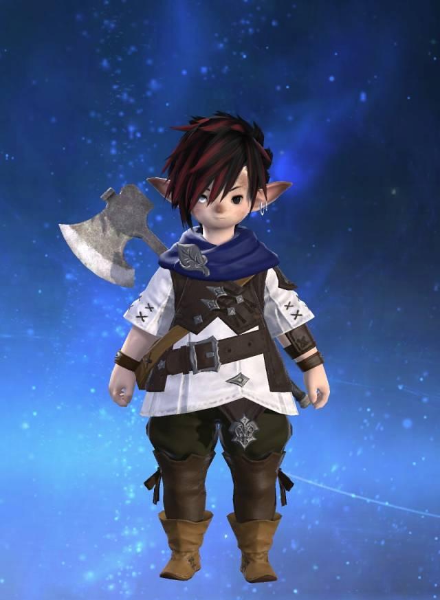Tony Malito Final Fantasy Xiv The Lodestone